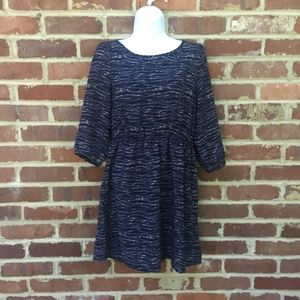 H&M Blue Dress Size S